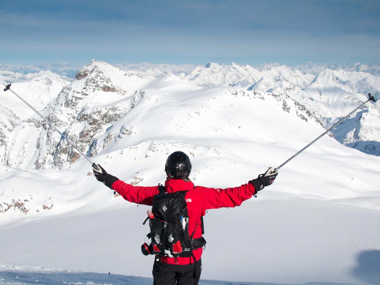 Mike Wiegele Heli Skiing Resort Heliskiing Bc Canada