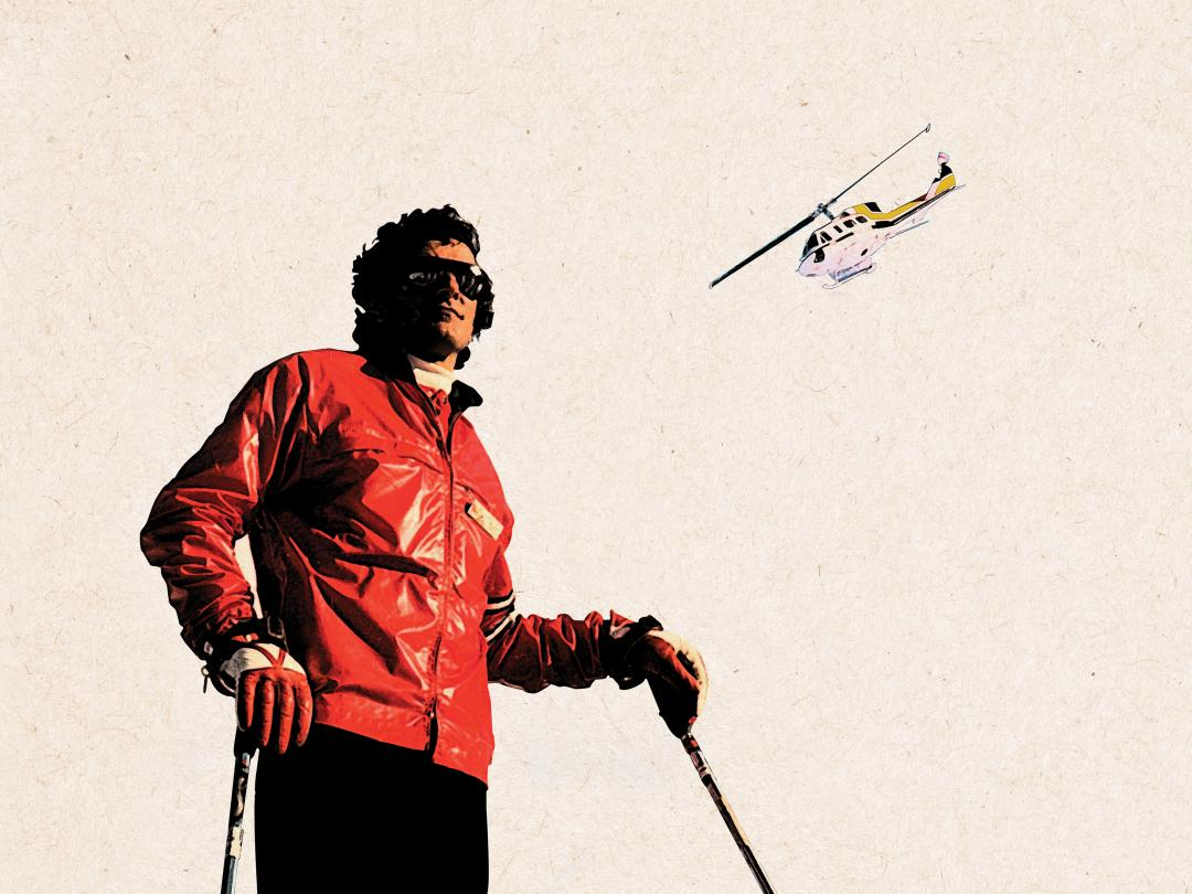The Legend of Mike Wiegele   Mike Wiegele Helicopter Skiing